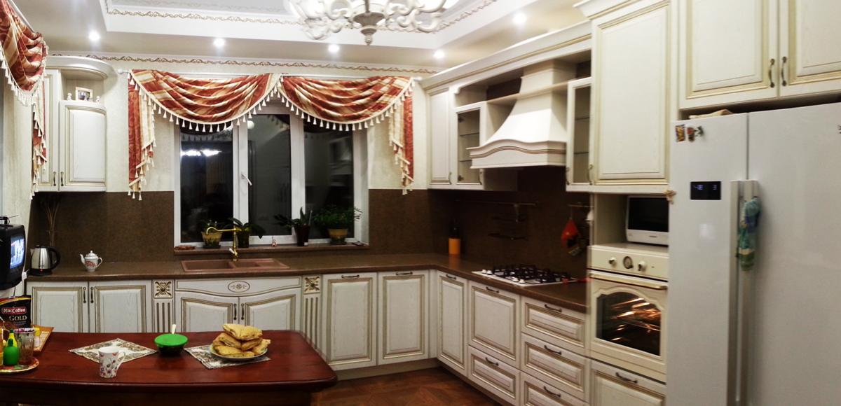 Кухонный гарнитур Гауди