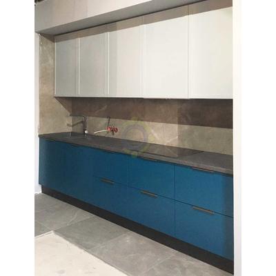 Кухня на заказ - благородный синий